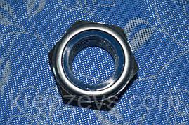 Гайка М33 DIN 985 оцинкованная