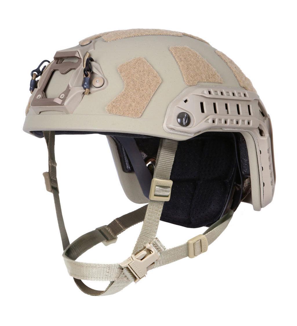 Шлем Ops-Core Fast Maritime High Cut Helmet, Tan