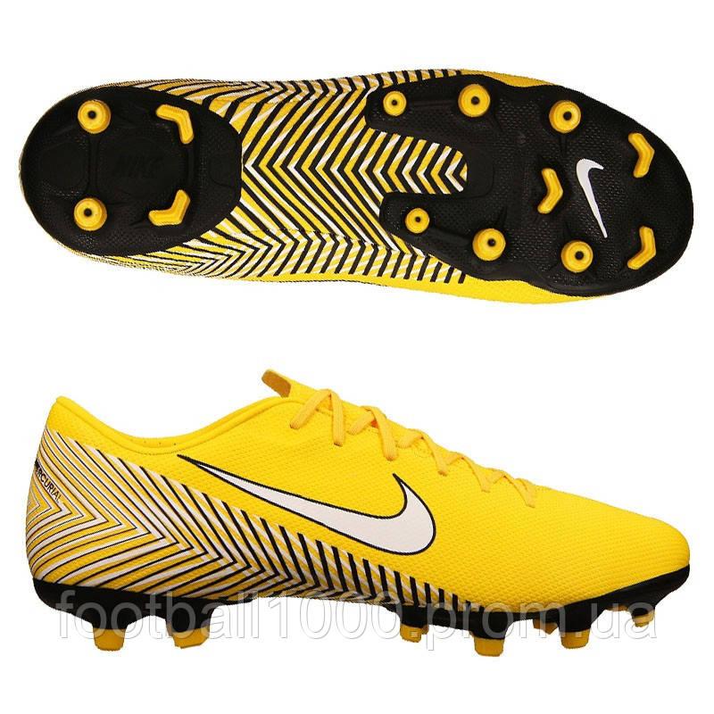 sports shoes 8bfb1 36d6f Футбольные бутсы Nike Mercurial Vapor 12 Academy Neymar MG AO3131-710 -  ГООООЛ› спортивная