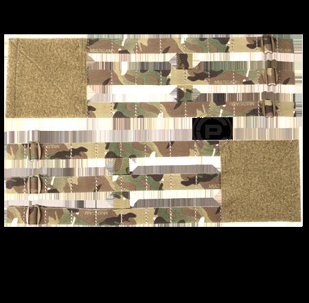 Поясничный модуль Crye Precision AVS 3 Band Skeletal Cummerbund, Multicam