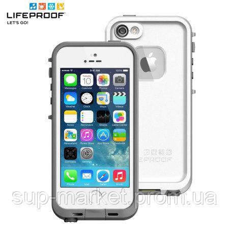 Аквапак Lifeproof fre Waterproof Protective Case For Apple iPhone 5, grey