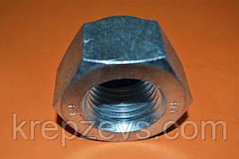 Гайка М39 DIN 985 оцинкованная
