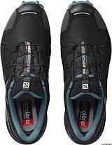 Мужские кроссовки SPEEDCROSS 4 Gore-Tex® NOCTURNE 2 (404757) черные, фото 3
