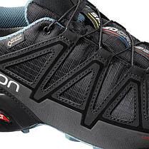 Мужские кроссовки SPEEDCROSS 4 Gore-Tex® NOCTURNE 2 (404757) черные, фото 2