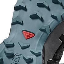 Мужские кроссовки Salomon SPEEDCROSS 4 GTX (Gore-Tex®) NOCTURNE 2 (404757) черные, фото 3
