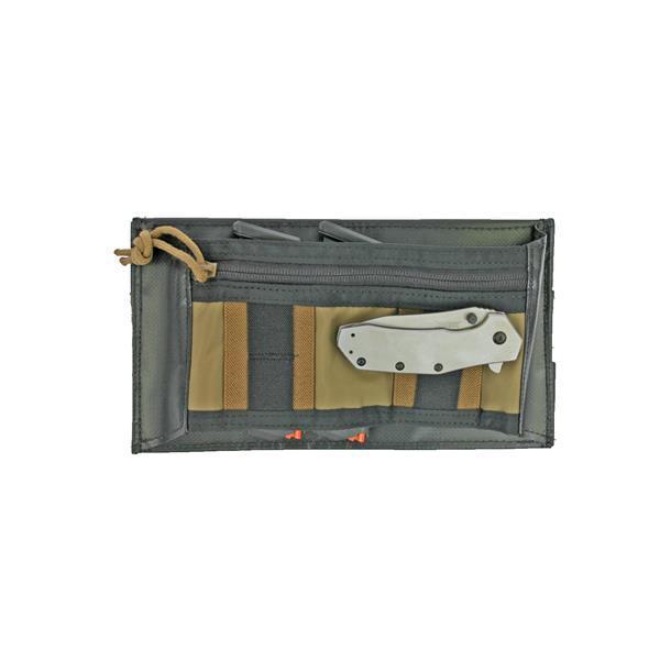 Подсумок-органайзер Tactical Tailor RRPS 3D Organizer, Coyote Brown