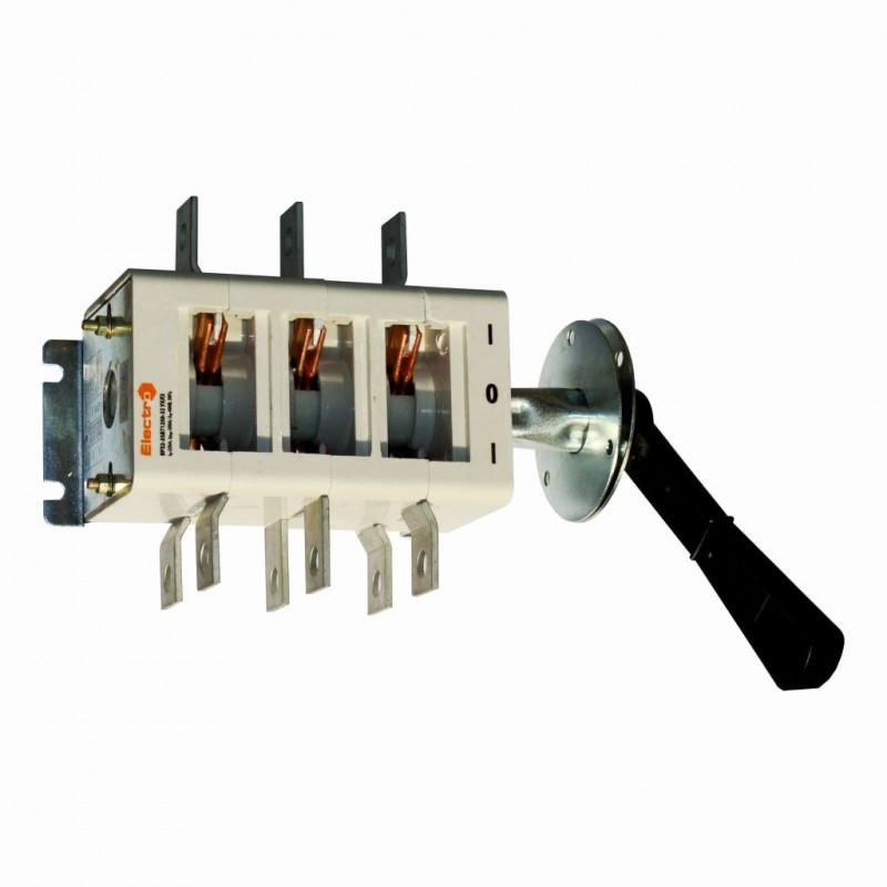 Выключатель-разъединитель ВР32, перекидной, с камерой 100 А  (разрывной рубильник)
