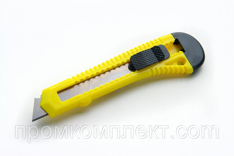 Нож выдвижной 18мм усиленный