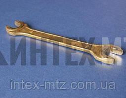 Ключ гайковий вибухобезпечний 10х12 СБ-3