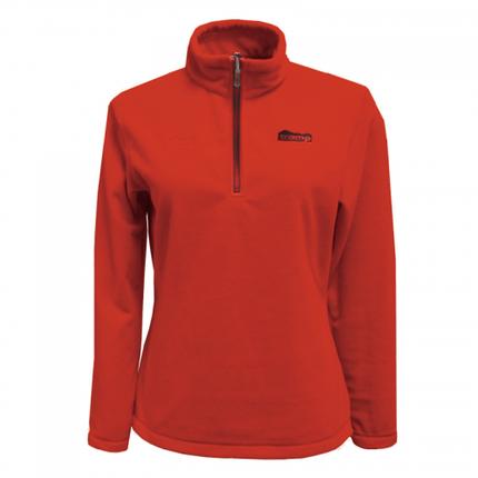 Женский пуловер Tramp Ая Красный/Серый (TRWF-002), фото 2