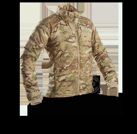 Куртка Crye Precision Loft Jacket, Multicam