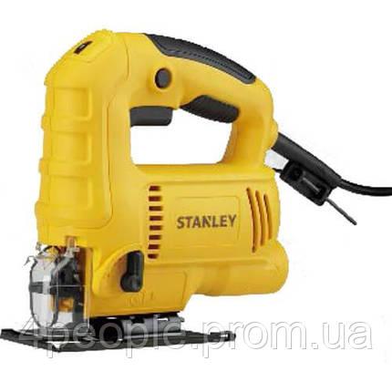 Электролобзик STANLEY SJ60, фото 2