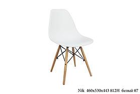 Стул Nik Eames, белый