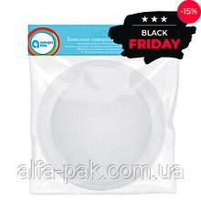 Набор №21 Посуда: Тарелка d205    (6 шт/уп)