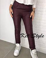Женские штаны дутики (лыжные штаны) на синтепоне deb870df3ec1c