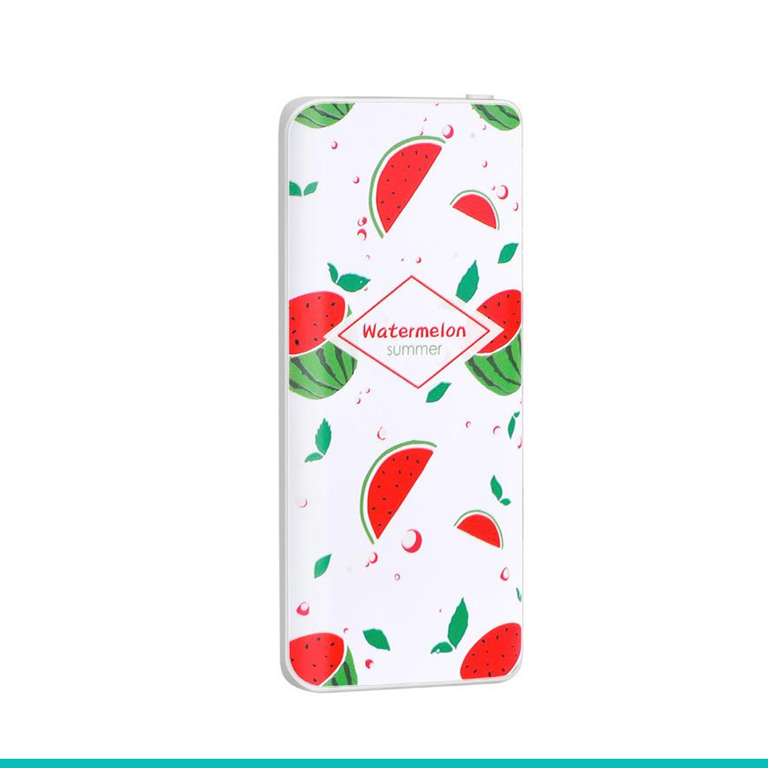 Power Bank Hoco Colorful Watermelon 10000 mAh