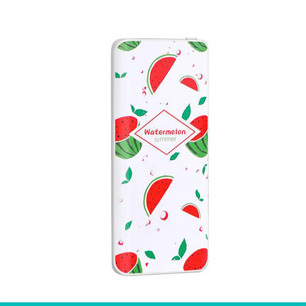 Power Bank Hoco Colorful Watermelon 10000 mAh, фото 2