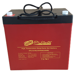 Гелевий акумулятор Pulsar HTL12-26