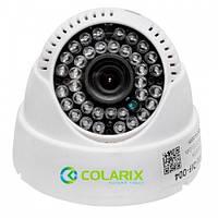 Камера внутреннего видеонаблюдения AHD Colarix CAM-DIF-008