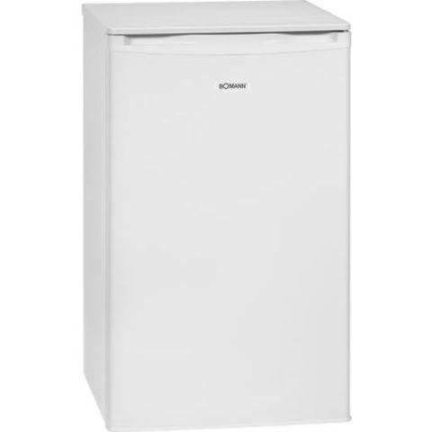Холодильник однокамерный Bomann KS 163.1 белый Германия