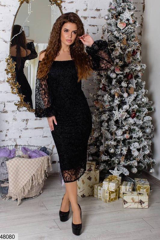 a17fbdf7b10fcca Красивое кружевное вечернее платье Размеры 42,44,46 - Интернет-магазин  модной женской
