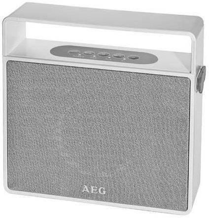 Беспроводная аудиосистема  Bluetooth AEG BSS 4830  WHITE SPEAKER