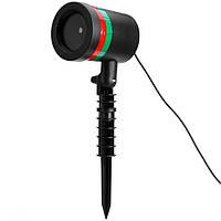 Різдвяний лазерний проектор SUNROZ Star Shower (SUN2643)