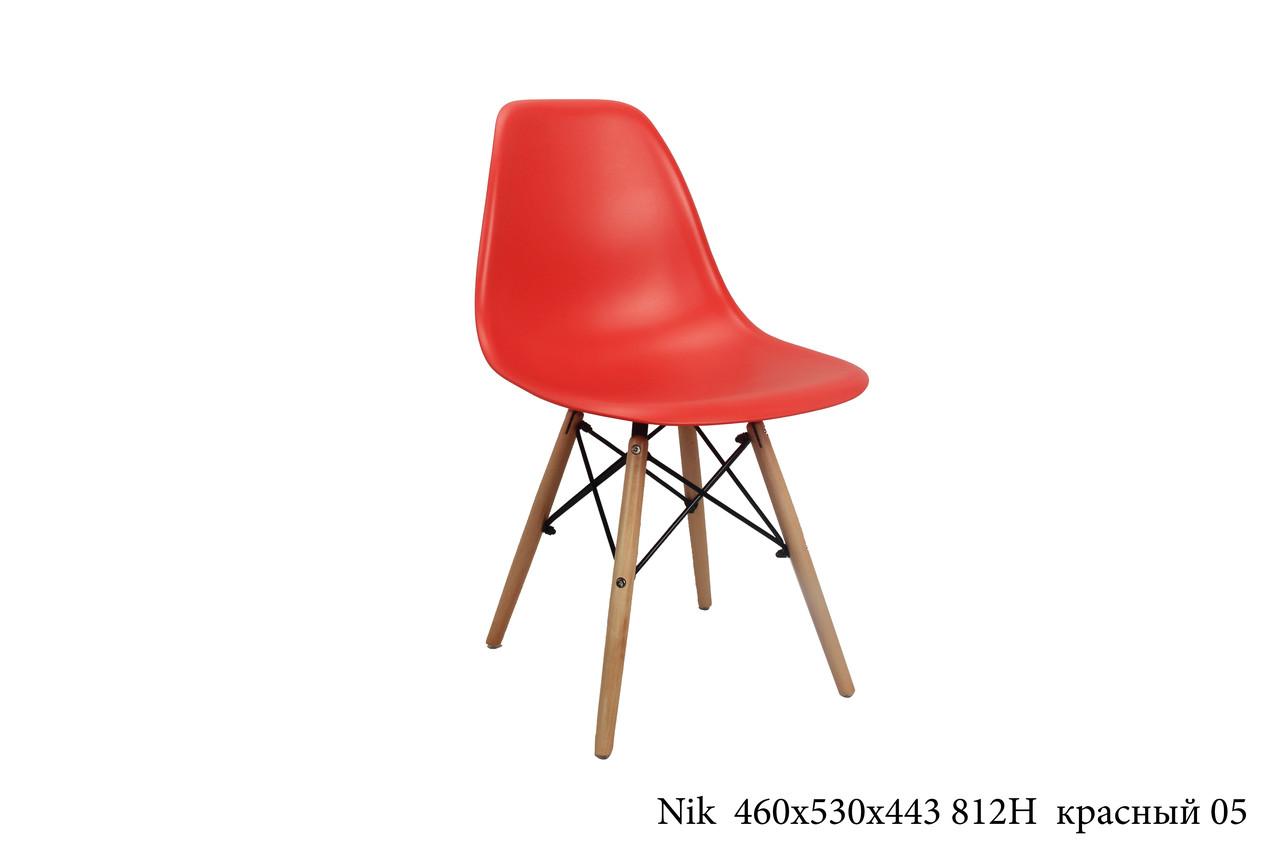 Стілець Nik Eames, червоний