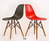 Стілець Nik Eames, червоний, фото 4