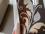 Ролета День-Ночь Миракл коричневый блеск, фото 3