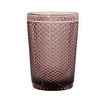 """Набор стаканов """"Амбер"""" розовых высоких 350 мл, 34215-15-4"""