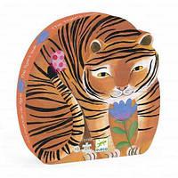 """Пазл 24 """"Тигр"""" от Djeco (DJ07201)"""