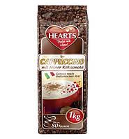 Капучино Hearts mit feiner Kakaonote, 1кг