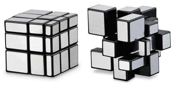 "Зеркальный кубик Рубика - Rubiks Mirror cube - Интернет-магазин ""Paradise"" в Киеве"