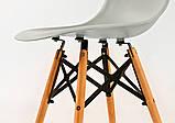 Стул Nik Strong Eames, светло-серый, фото 4