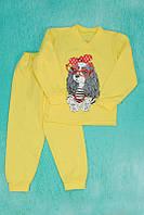 Пижама для девочек (начес) разные цвета и рисунки, фото 1