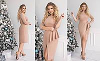 """Платье больших размеров """" Баска """" Dress Code, фото 1"""
