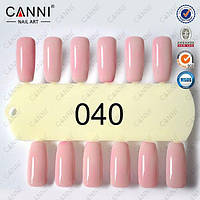 Гель лак Canni 040