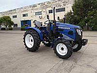 Трактор Jinma JMT 3244HXN (24 л.с.; 3 цилиндра; 2-х дисковое сцепление)