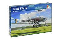 Junkers JU 86 E1/E2 1/72 Italeri 1391