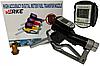 Пистолет заправочный с счетчиком, ЖК Дисплей LCD, фото 2