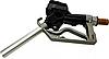 Пистолет заправочный с счетчиком, ЖК Дисплей LCD, фото 3