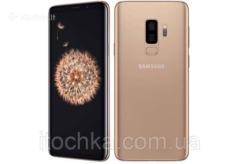 Samsung G965FD Galaxy S9 Plus 128GB Gold