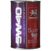 Масло моторное синтетическое Supertec SAE API SN/CF 5W40 (Wolver) 1L