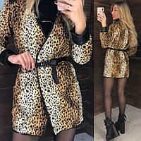 Леопардовый пиджак в Украине. Сравнить цены a37005107dcd3