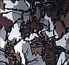 """Пленка аквапринт """"Камуфляж"""" LC057AB, Харьков (ширина 50см)"""