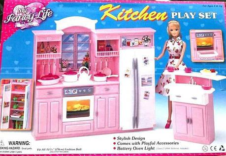 Мебель для кукол Gloria 24016 Кухня , фото 2
