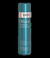Шампунь для жирной кожи головы и сухих волос Estel Professional Otium Unique Shampoo 250 мл