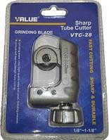 Труборіз для мідних труб Value VTC-28