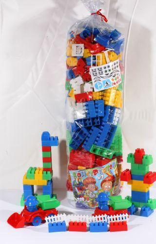 Детский конструктор (319 элементов)